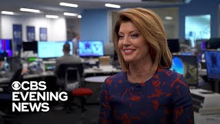 """Norah O'Donnell on the debut of the """"CBS Evening News"""""""