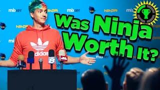 Game Theory: Was Ninja Worth It? (The Ninja Mixer Deal)
