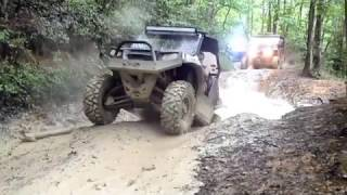 Wolverine R-Spec RZR XP 1000 XP 900 Mud Wv Outlaw trails
