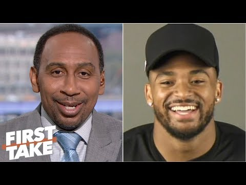 Jamal Adams: The Jets have to give the Patriots a 'run for their money' | First Take