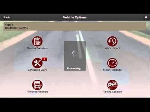 AssetWorks SmartApps MyVehicle