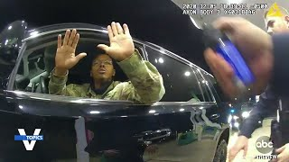 Cop Fired After Pepper-Spraying Army Lieutenant | The View