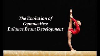 The Evolution of Gymnastics: Balance Beam Development