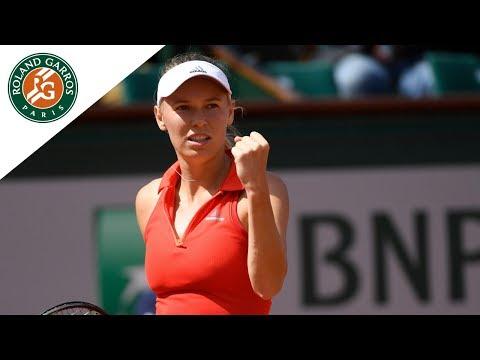 Caroline Wozniacki vs Svetlana Kuznetsova