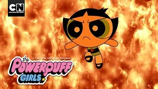 The Powerpuff Girls | Fire and Water | Cartoon Network