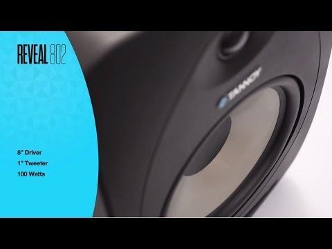 Tannoy Reveal 802 Active Studio Monitor