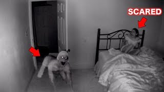 He Has Been Visiting Her at Night..