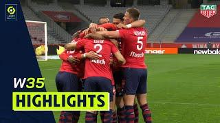 Highlights Week 35 - Ligue 1 Uber Eats / 2020-2021