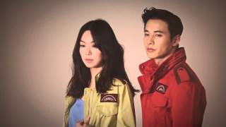 Won Bin & Kim Min Hee for Chris.Christy 2013 S/S Collection