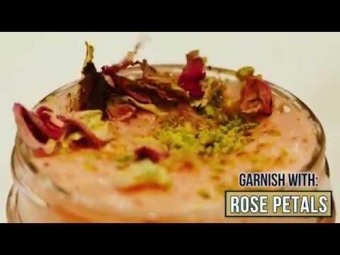 Rose Iced Chai