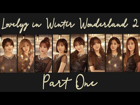 [ENG SUB] Lovelyz in Winter Wonderland 2 - Part 1