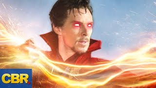 Doctor Strange May Become the Most Powerful MCU Hero