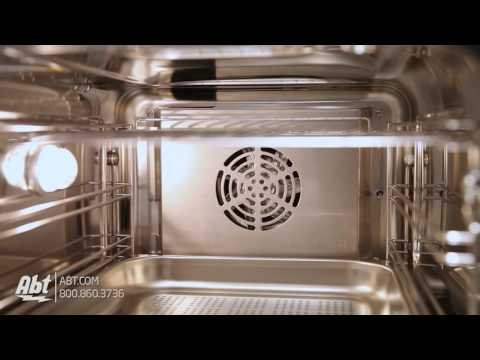 Thermador 30 Professional Stainless Steel Single Wall Oven PSO301M - Overview