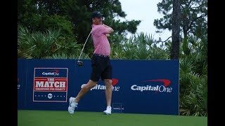 Peyton Manning's Best Shots At Capital One's The Match | Highlights