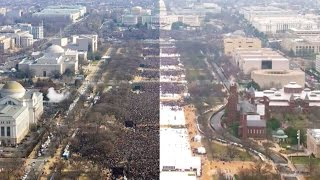 Trump's Low Energy Inauguration Day
