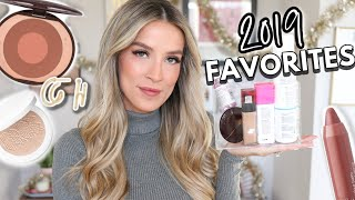 2019 FAVORITES - BEST OF BEAUTY! | leighannsays
