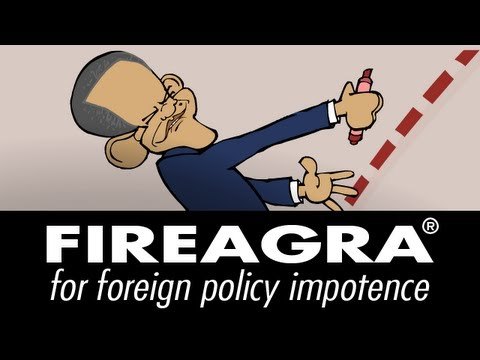 Fireagra, for foreign policy impotence