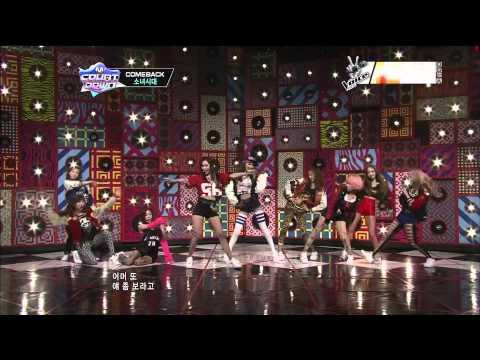 130103 SNSD - Dancing Queen + I Got A Boy
