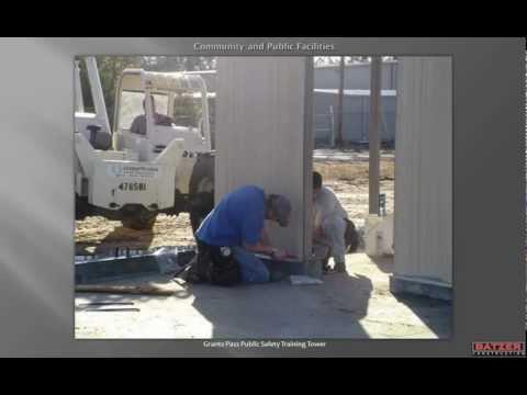 Batzer Construction Public Projects