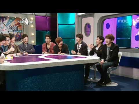 The Radio Star, SHINHWA(1) #10, 신화(1) 20120321