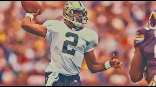 Saints Quarterback Aaron Brooks Highlights | 2000 Season