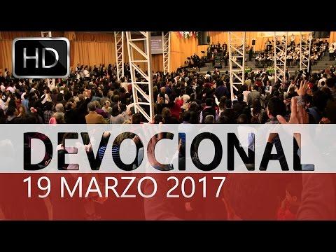 Devocionales Menap / Culto Domingo 19 Marzo 2017 [HD]