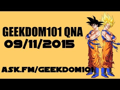 Super Buu vs. Kid Buu, Darth Vader vs. Goku, Tao vs Batman + MORE - 09/11/15
