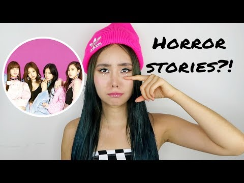 I Use to be a Kpop Girl Group Trainee | REAL FOOTAGE Story time
