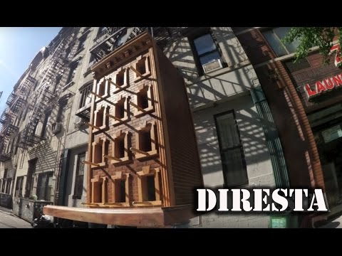 ✔ DiResta NYC Bird House