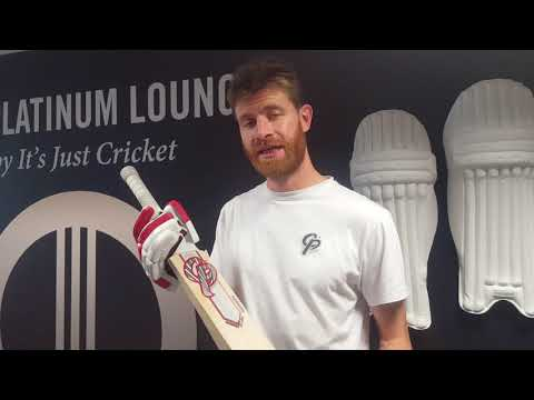 CP Cricket Magnum Cricket Bat BUNDLE (includes Magnum Batting Pads & Batting Gloves)