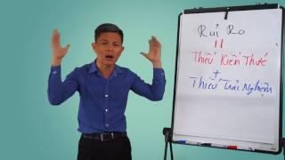 Khởi nghiệp kinh doanh và không sợ rủi ro - [BeTraining - Nguyễn Thái Duy] - Bài 1