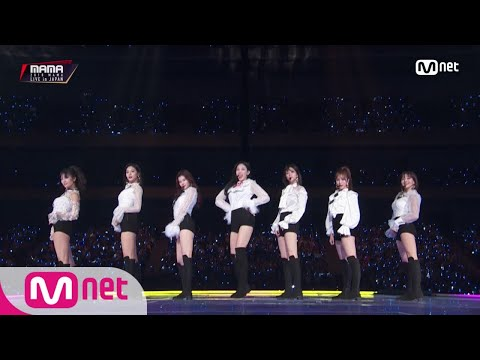 TWICE_What is Love?│2018 MAMA FANS' CHOICE in JAPAN 181212