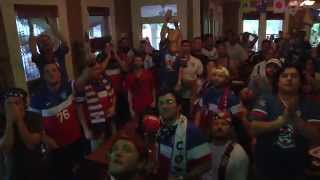 Hattiesburg Fan Reaction to USA-Portugal 2-2 World Cup Draw
