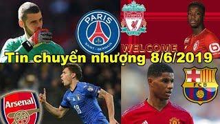 Tin chuyển nhượng - Tin bóng đá ngày 8/6/2019: Liverpool mua tiền đạo 70 triệu bảng Nicolas Pepe