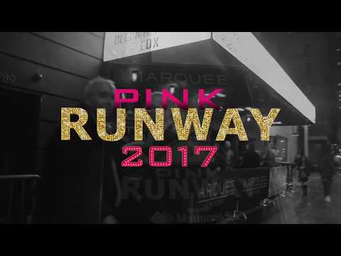 Maimonides Breast Cancer PINK Runway Fashion Show 2017