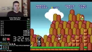 (5:02.89) Super Mario Bros. (All Stars) any% speedrun *Former World Record*