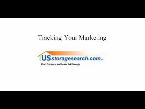 Tracking Your Marketing