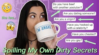Spilling All My Dirty Secrets.. (youtube beef, joeys, + more) | Just Sharon