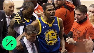 Kevin Durant Returns from Injury, then Hurts His Achilles Tendon