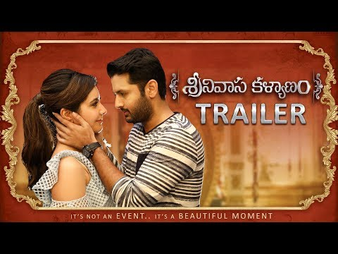 Srinivasa Kalyanam Official Trailer
