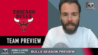 Can Jabari Parker Get All The Way Back? - Chicago Bulls Season Preview | LO Fantasy Basketball
