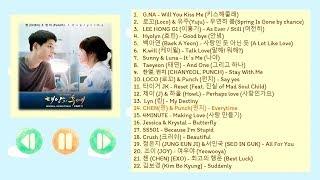 [Korean Song Hit Ost.] เพลงประกอบซีรีย์เกาหลีเพราะๆ น่าฟัง Vol.1 ◕‿‿◕。