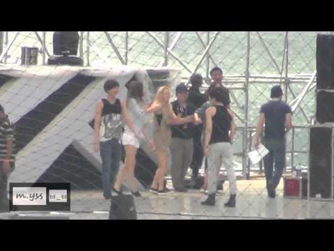 Sweet , Kai Taemin ( Dance Battle Rehearsal SMT SG)