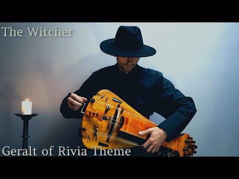 Sheonator Pseak - The Witcher - Geralt of Rivia Theme