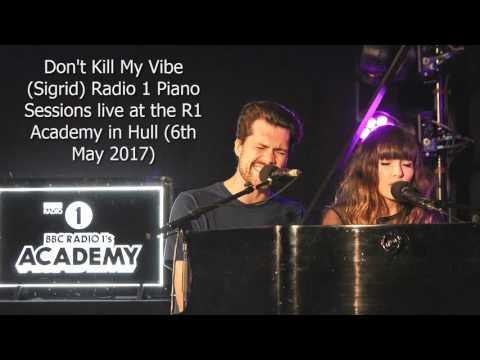 Oh Wonder - Don't Kill My Vibe (Cover)
