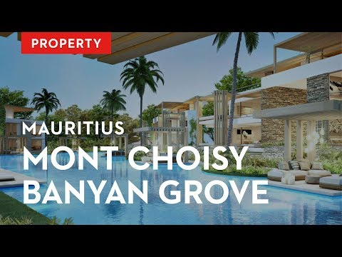 Athena Advisers Mauritius Mont Choisy Le Parc Golf and Beach Estate Banyan Groves