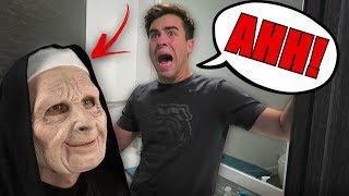 SCARE PRANK on my Best Friend!!! (Adi Fishman)
