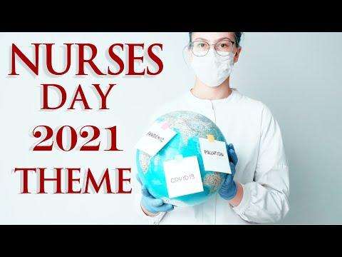 Nurses Day 2021 Theme  - ICN International Nurses Day - Reveal