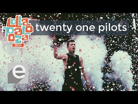 twenty one pilots - Lollapalooza Brazil 2016 (Completo) [Full HD]
