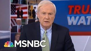 Matthews: Robert Mueller Is Closing In On President Donald Trump | Hardball | MSNBC